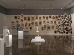 Exposició de Joan Miró en l'IVAM