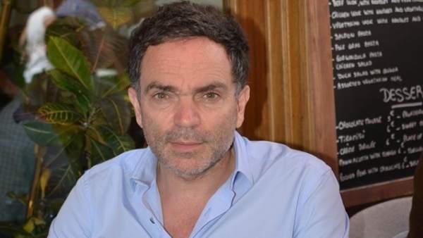El escritor Yann Moix