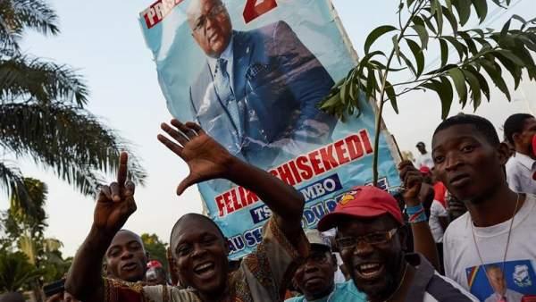Elecciones en la R. D. del Congo