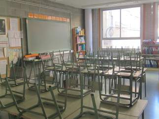 Aula escolar.