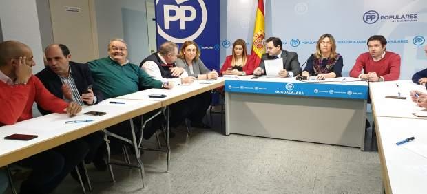 Comité de Dirección del PP en Guadalajara