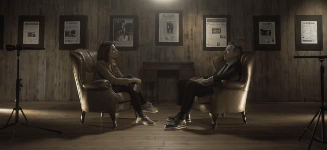 Ana Pastor e Iñaki Gabilondo, en 'Dónde estabas entonces'.