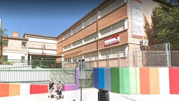 Instituto Juan de Villanueva de Madrid
