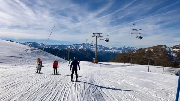 Estación de esquí Baqueira Beret