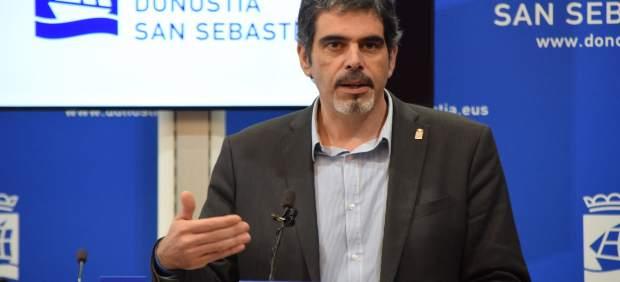Eneko Goia, alcalde de San Sebastián
