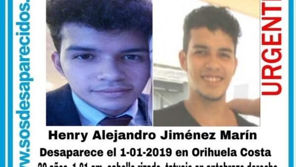 HENRY ALEJANDRO JIMENEZ MARIN