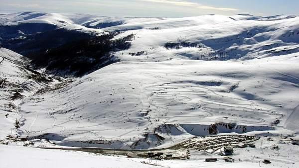 Alto Campoo, Calgosa. Imagen de archivo