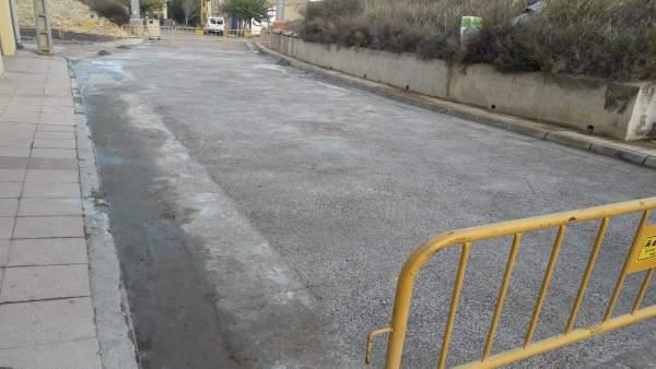 El estado de las bodegas afectaba a la vía pública