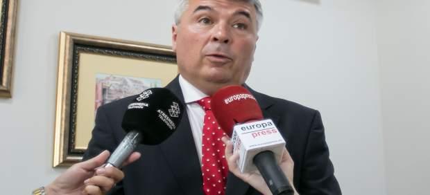 Agustín Martínez, abogado de los cinco miembros de 'La Manada'