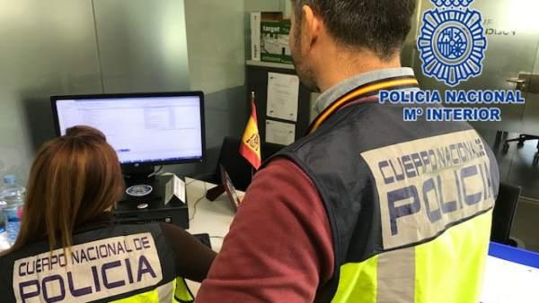 Investigadores Policía Nacional