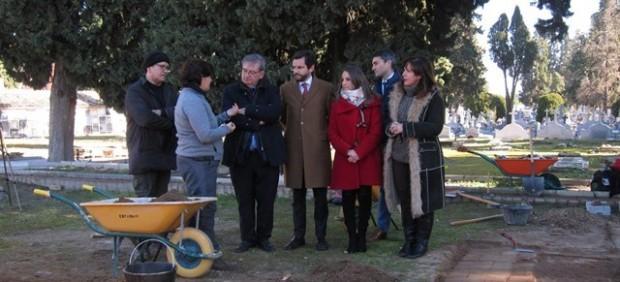 El director general de Memoria Histórica, exhumación Córdoba