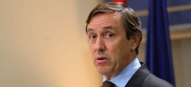 Rafael Hernando, número uno del PP al Senado por Almería.