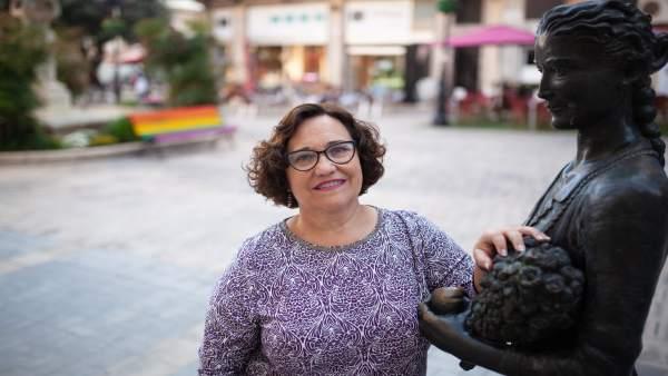 La vicealcaldesa de Castelló, Ali Brancal