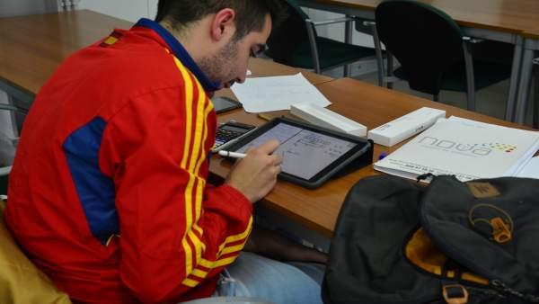 Estudiante, exámenes