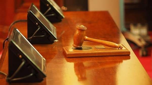 Foto de justicia de recurso