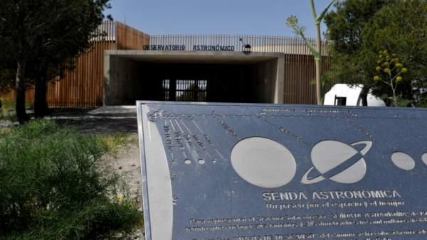 Observatorio de Puerto Lumbreras