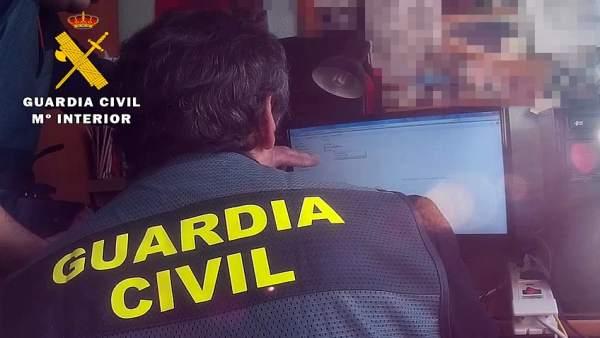Nota De Prensa. Guardia Civil Burgos