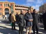 Salamanca.- Javier Iglesias (i), Mañueco y García Carbayo