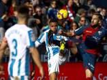 Leganés vs. Huesca.