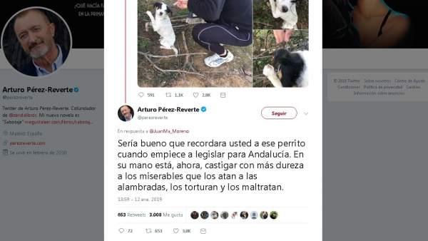 Pérez-Reverte