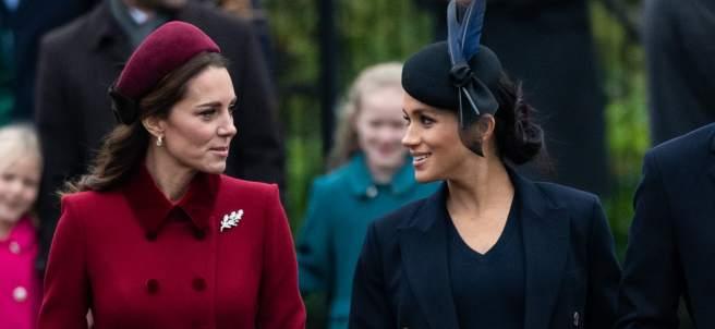 Kate y Meghan