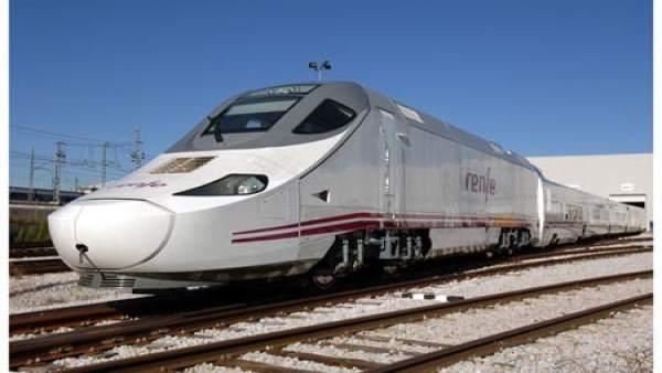 Tren Alvia de Renfe