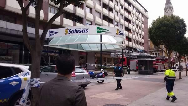 Edificio de Salesas en Oviedo