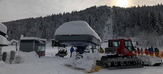 Pista de esquí de Balderschwang
