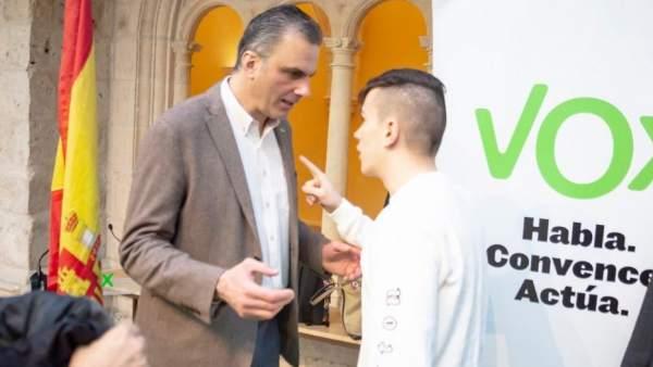 Vox en Burgos