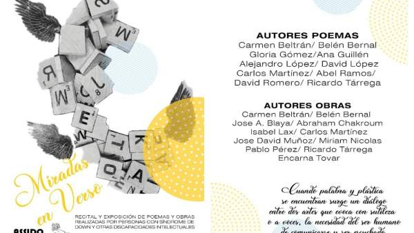 Exposición 'Miradas en verso'