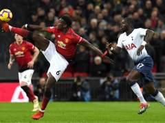 Tottenham vs. Manchester United.