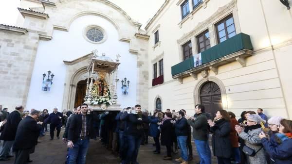 Romería a Torregarcía en honor a la patrona la Virgen del Mar