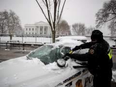 Tormenta de nieve en EE UU