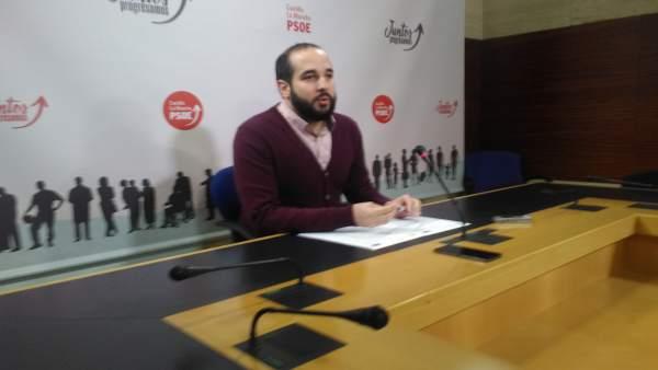 Miguel Caballero, PSOE