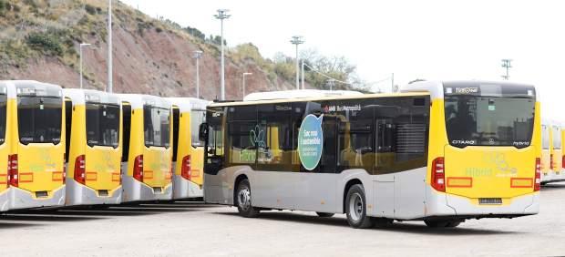 El AMB incorporará más de 100 buses de bajas y nulas emisiones en su flota.