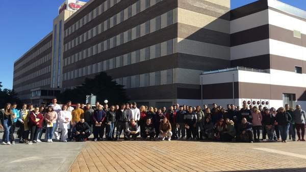 ELPOZO ALIMENTACIÓN incorpora a 96 trabajadores en sus instalaciones de Alhama