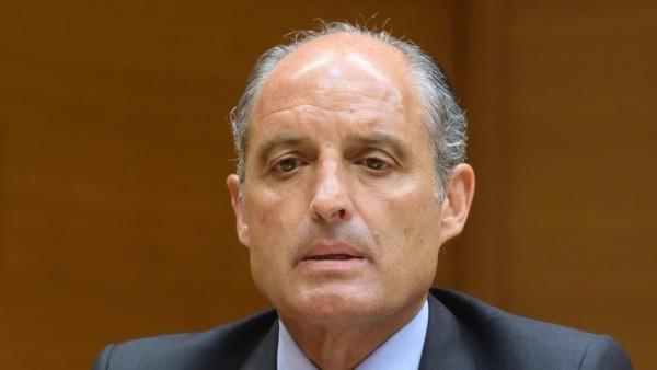 Camps declararà en l'Audiència Nacional el 30 de gener