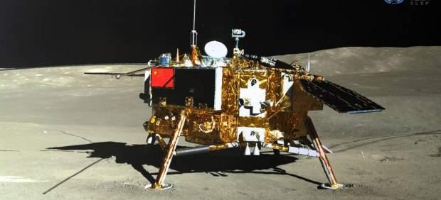 China recogerá muestras de La Luna este año y espera explorar Marte en 2020