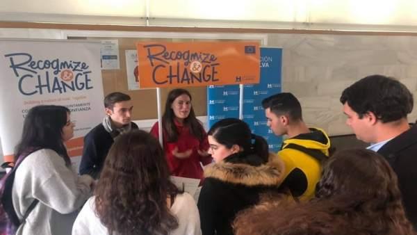 Proyecto 'Reconoce y Cambia'.