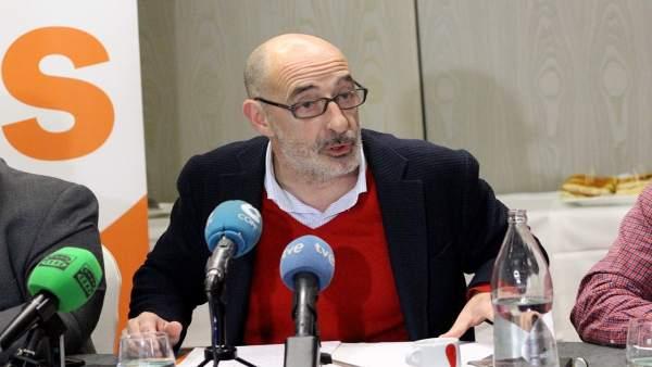 Féliz Alvarez, portavoz autonómico de Cs