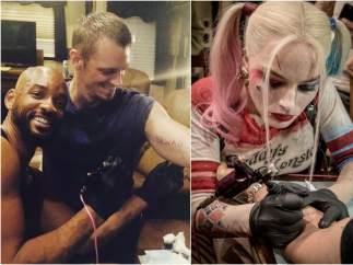 Debutó como tatuadora mientras rodaba 'Escuadrón Suicida' (2016)