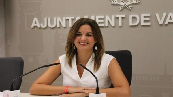 Sandra Gómez en imagen de archivo