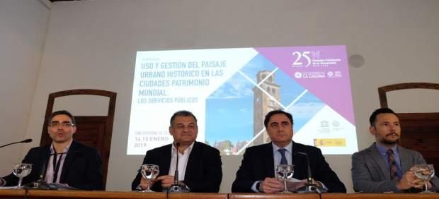 Reunión CPHE sobre urbanismo en La Laguna