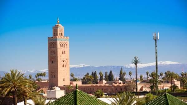 Fwd: Np: Luxotour Lanza Un Vuelo Chárter A Marrakech Desde Málaga Para El Puente