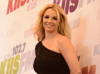 Britney Spears posando