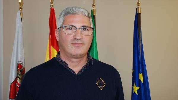 El exalcalde de Huércal de Almería Ismael Torres (PP)