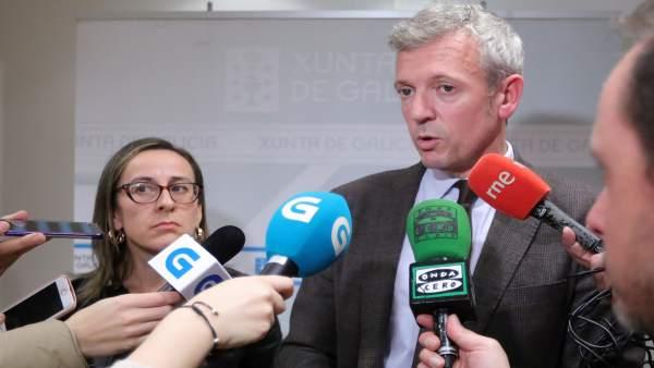 Valoración de los PGE de la Xunta