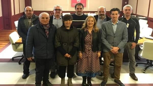 Presentación del proyecto 'Mendialdea Berritzen'