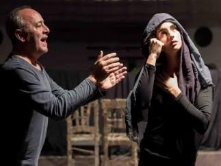Representació teatral 'Faust'