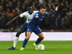 Eden Hazard, con la camiseta del Chelsea.